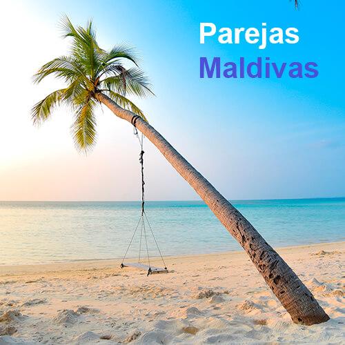 Maldivas - Especial Parejas
