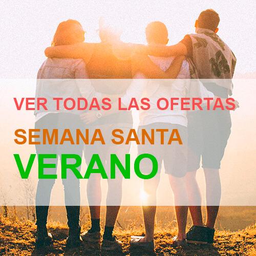 Ofertas Viajes para Semana Santa y Verano 2019