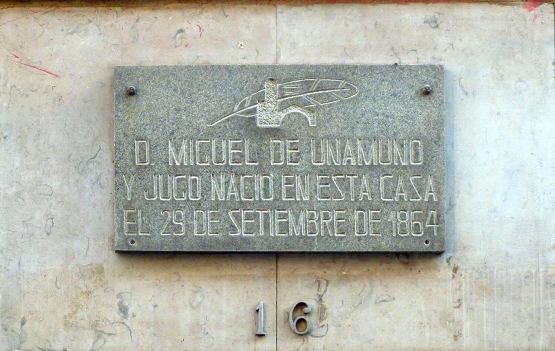 Casa natal Unamuno