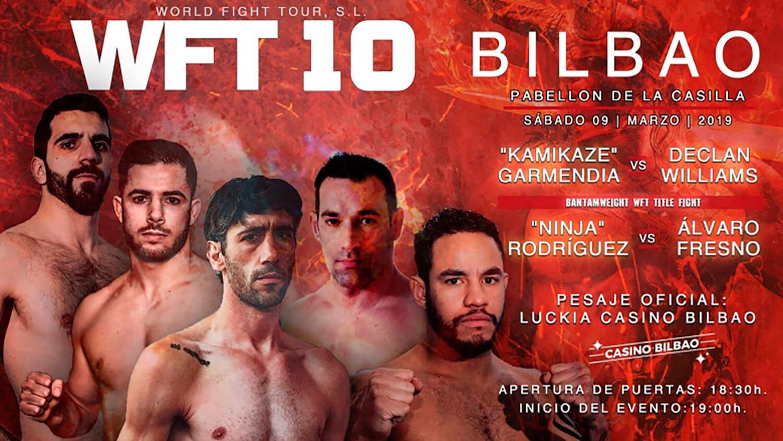 World Fight Tour Bilbao