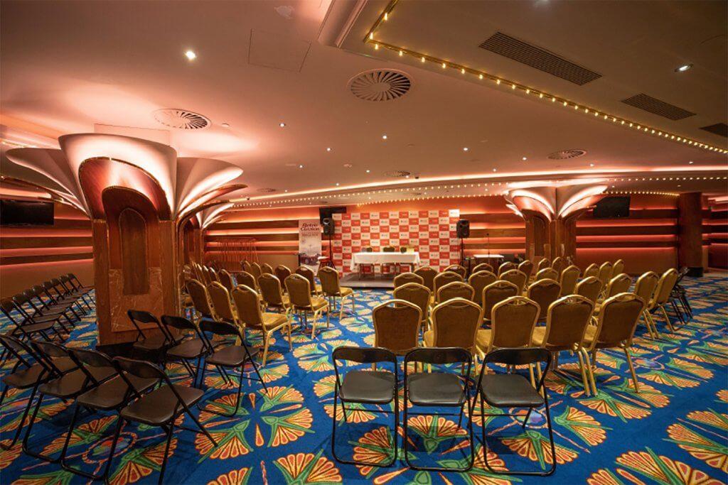 Sala para eventos en Casino Bilbao - Un espacio diferente y especial - Salas de eventos en el Casino de Bilbao