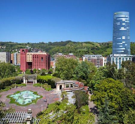 Hotel Meliã Bilbao - Bilbao Hotels Bilbao