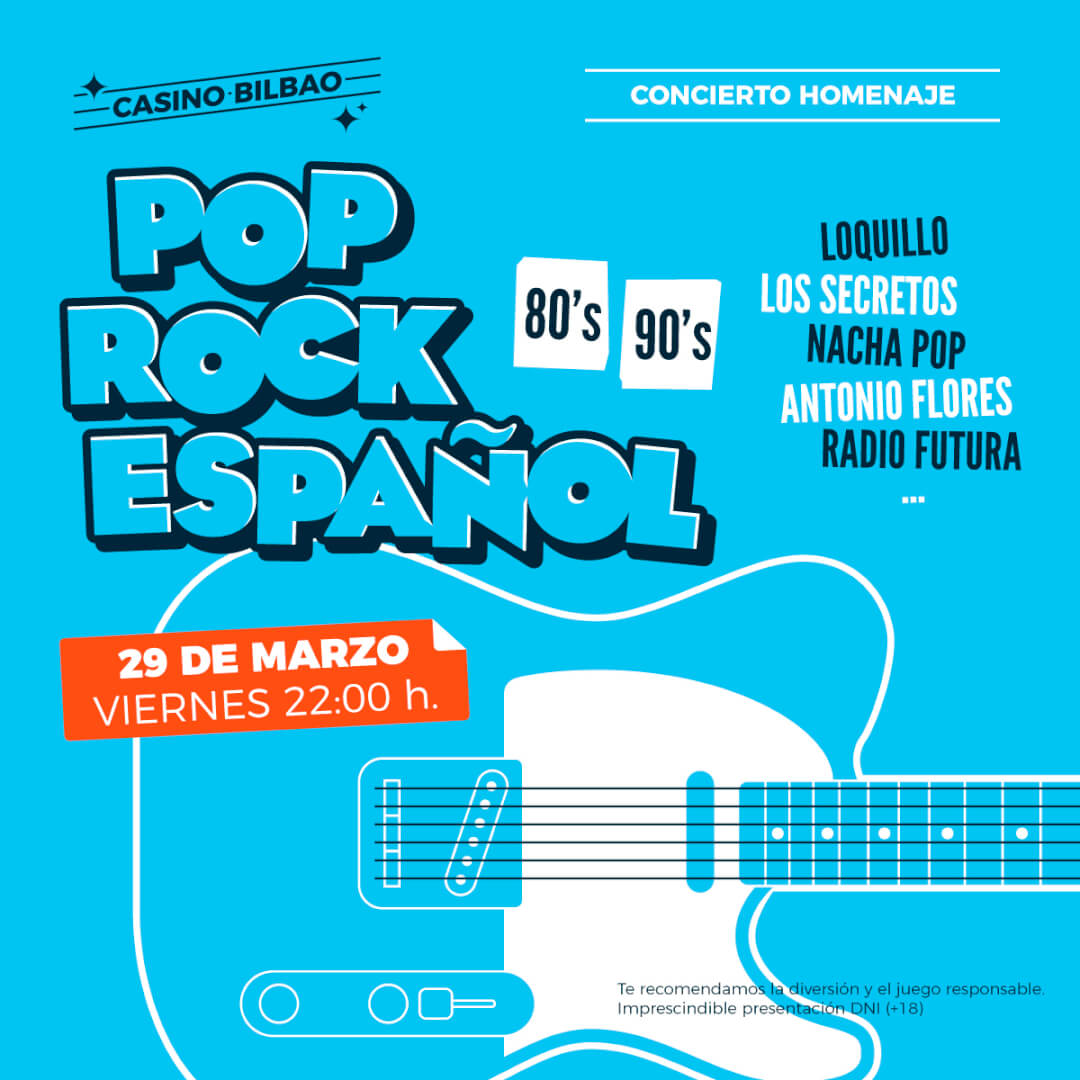 Pop Rock Español