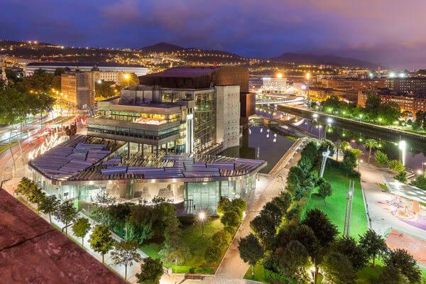 Meliá Bilbao - Hotel cinco estrellas frente al Palacio Euskalduna de Bilbao - Hotel Meliá Bilbao