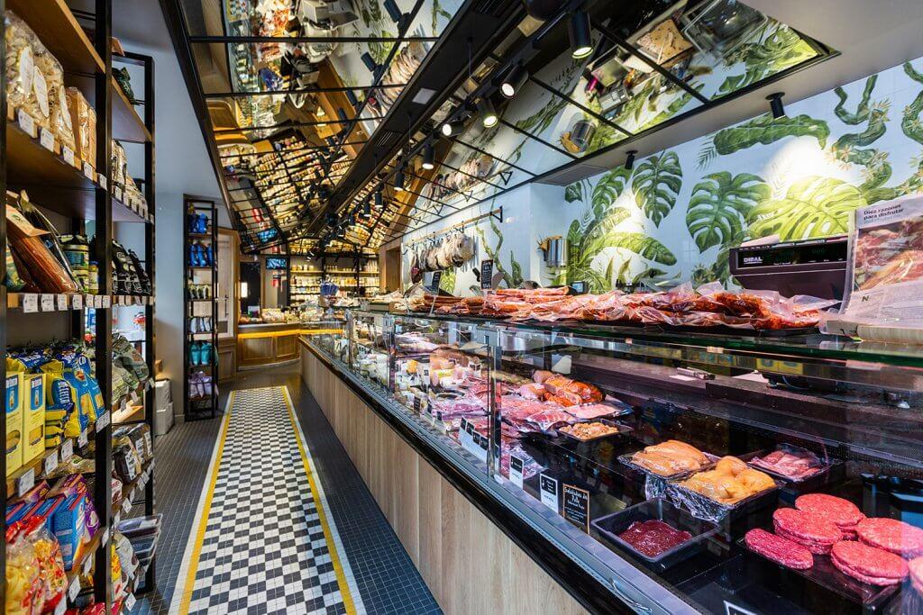 La Oka - tiendas y gastrobar gourmet en Bilbao y Las Arenas, Getxo. - La Oka Bilbao