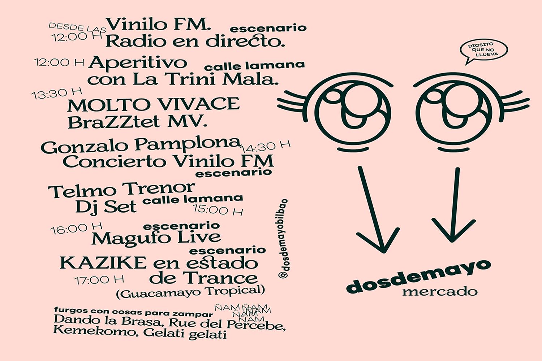 programacion Dosdemayo