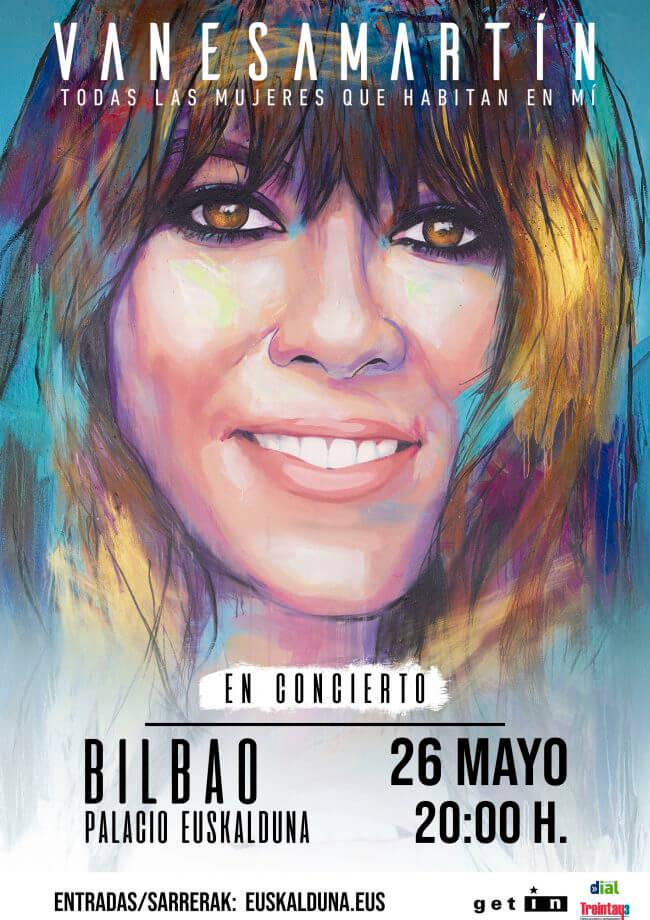 Concierto de Vanessa Martin en Bilbao