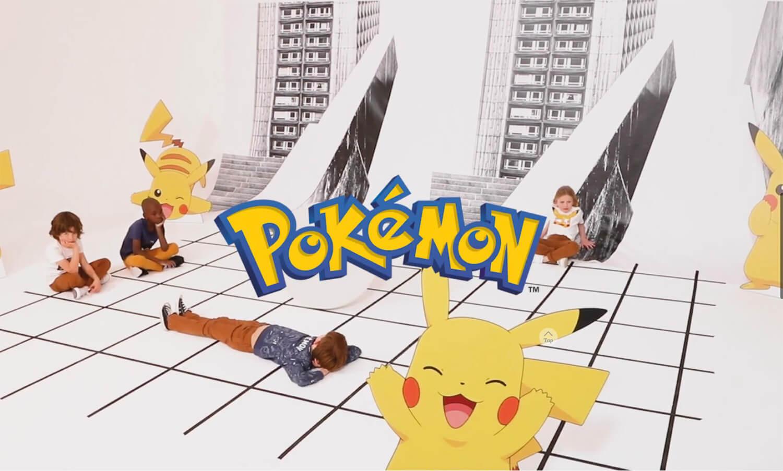 noche Pokemon en la tienda IKKS de Bilbao