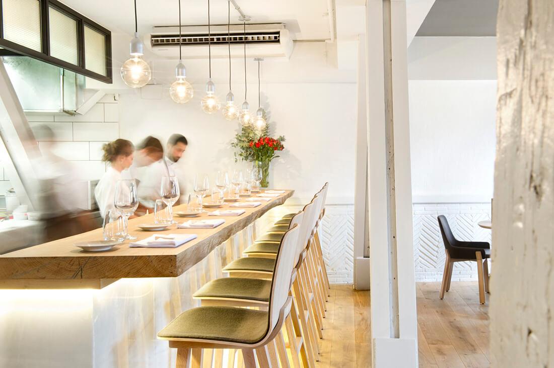 Restaurante Mina de Bilbao