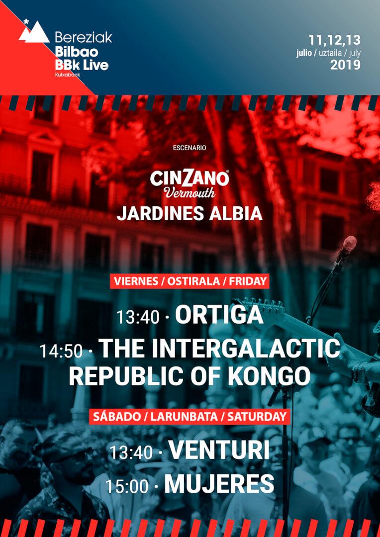 Bereziak - Bilbao BBK Live