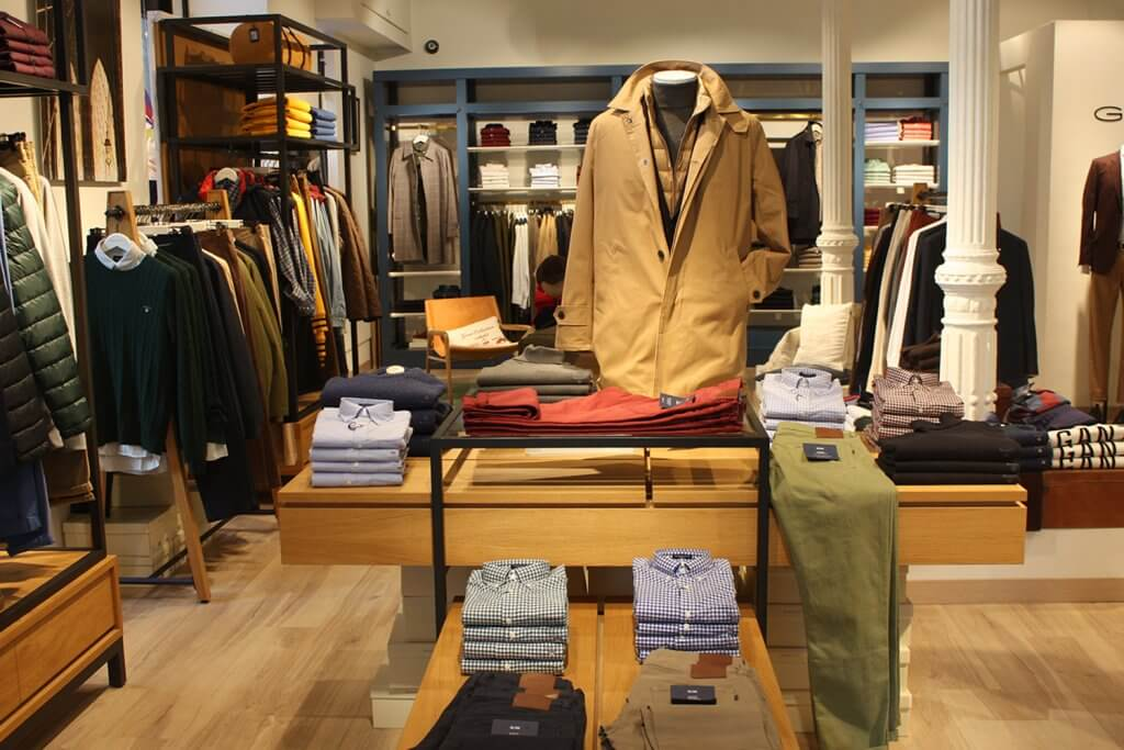 Gant Bilbao - Moda americana para hombre y mujer en Bilbao - Gant Bilbao