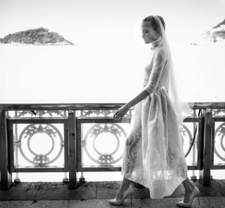 Alicia Rueda Atelier - Bride and Groom Bilbao