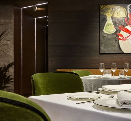 Beltz Restaurant - Author Cuisine Bilbao