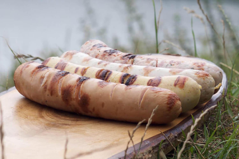 Las famosas salchichas artesanales de Hermann Thate