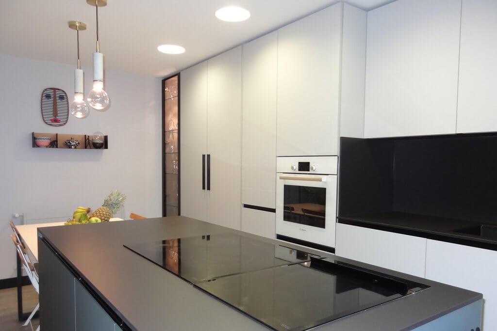 MLLM - Miriam López Linares, Proyectos de interiorismo y decoración Bilbao - Cocina