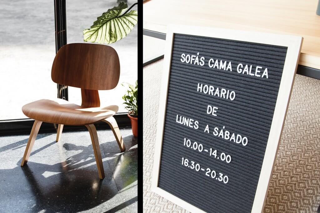 Sofás Cama Galea Decoración - Referencia del interiorismo en Getxo Bilbao - Sofás Cama Galea