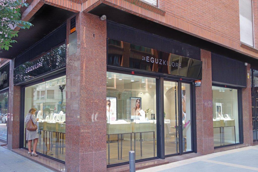Eguzkilore - Joyería en el centro de Bilbao. Más de 50 años de trayectoria. - eguzkilore