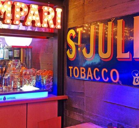 Antigua Cigarrería - Pintxos Bilbao