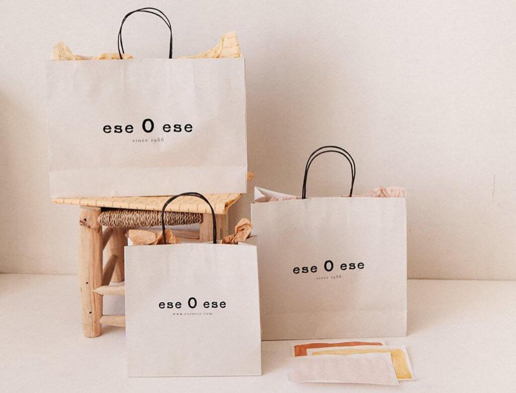 ese O ese - Women's fashion brand representing casual lifestyle Bilbao - Tienda ese o ese bilbao - primavera verano 2019