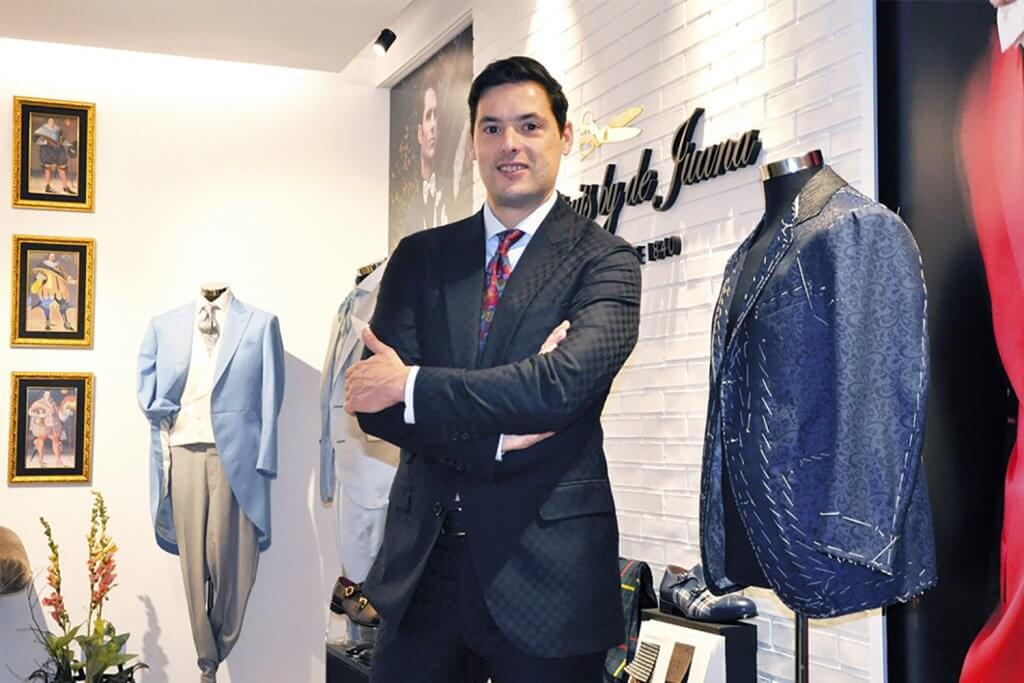 Exquisuits by de Juana - Maximum quality for your groom´s suits in Bilbao - Javier de Juana