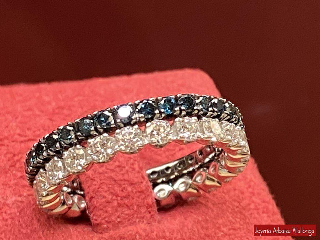 Arbaiza Vilallonga Jewelry matches your desires with exclusive jewelry. Bilbao - Joyería Arbaiza