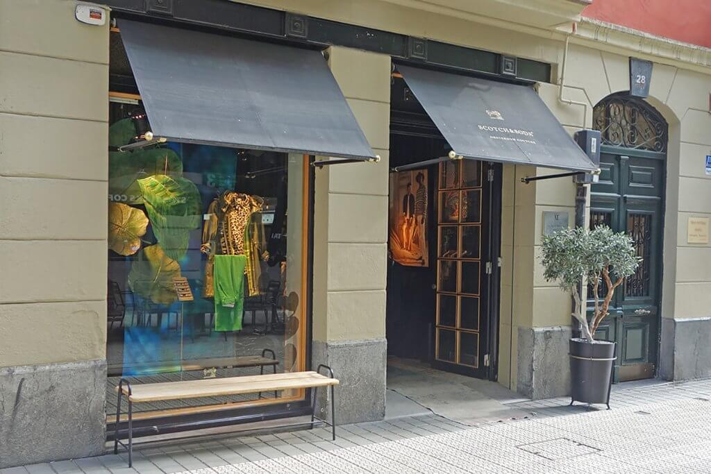 Scotch & Soda Bilbao wants their clients to love their clothes. - scotch soda bilbao