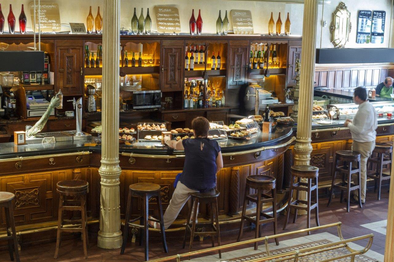 La Granja - Cocina Vasca y Tradicional Bilbao