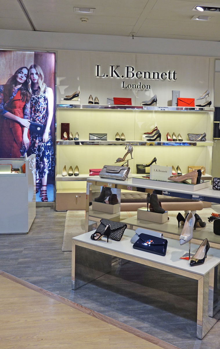L.K. Bennett London - Zapatos Bilbao