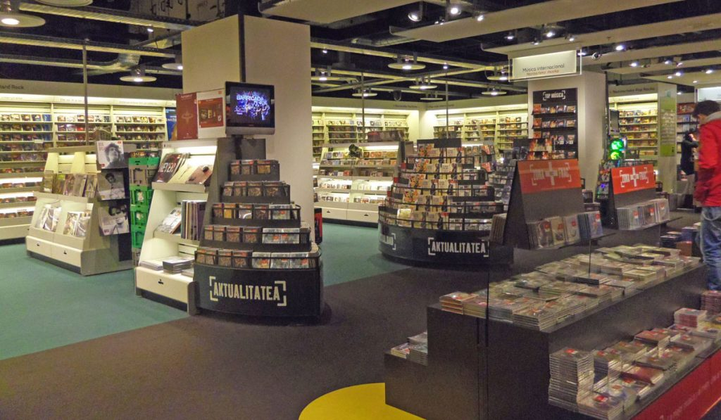 Fnac Bilbao all the technological and cultural products