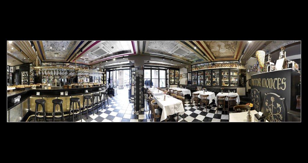 Victor Montes - Restaurante tradicional y singular en Bilbao