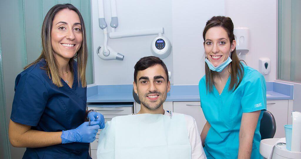 Betaginn - Clínica dental en Alameda San Mamés Bilbao - Clínica Dental Betaginn en Bilbao