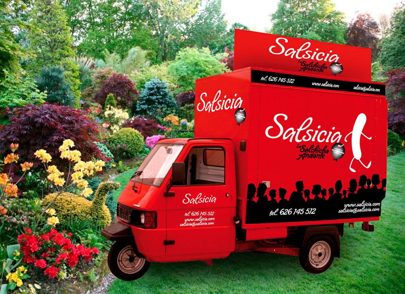 Salsicia - Cocina Urbana Bilbao