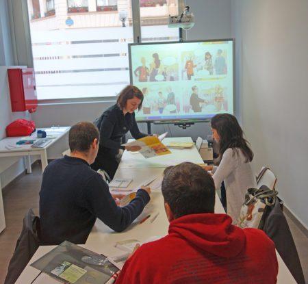 Institut Français - Cursos y Talleres Bilbao