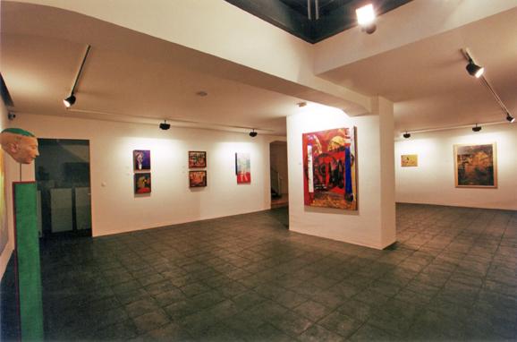 Galeria Lumbreras - Galeria de arte con exposiciones contemporáneas Bilbao