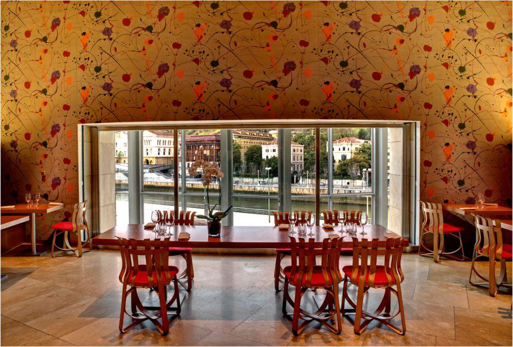 Bistro Guggenheim Bilbao - Alta cocina en un espacio único - Bistró Guggenheim Bilbao