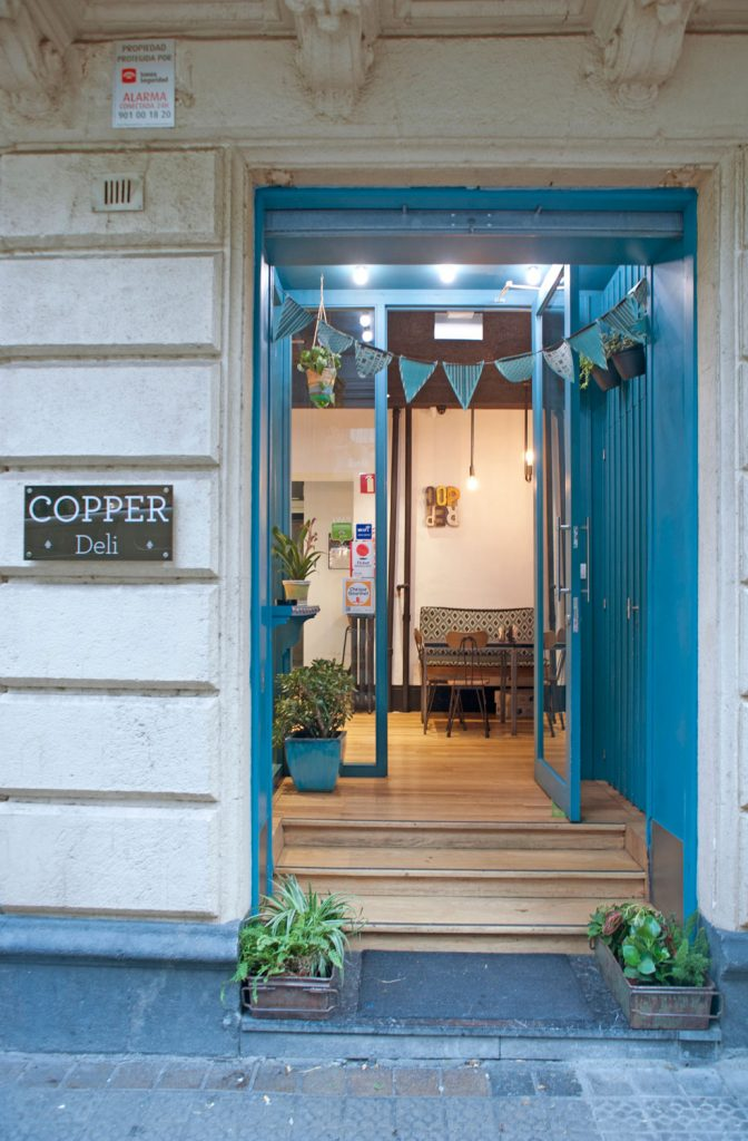 Copper Deli - Comida rápida, sana y equilibrada en Bilbao