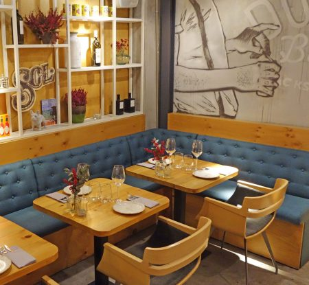 Duplex - Cocina Urbana Bilbao