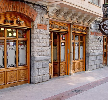 La Viña del Ensanche - Cocina Urbana Bilbao