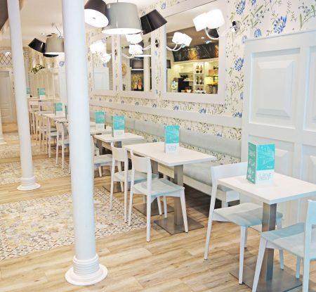 Wiché Café Bakery - Cocina Urbana Bilbao