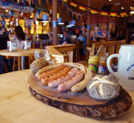 Ein Prosit - Cocina Internacional Bilbao