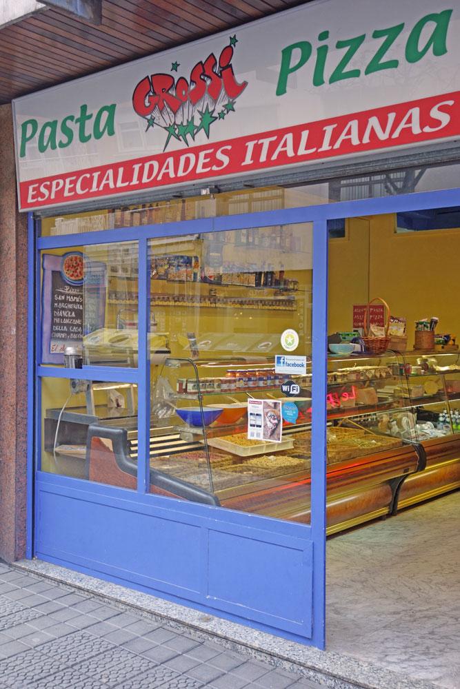 Pasta y Pizza Grossi Bilbao