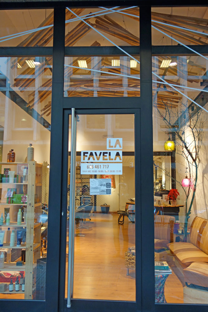 Favela Hairstyling - Innovative and personalised hairstyling Bilbao