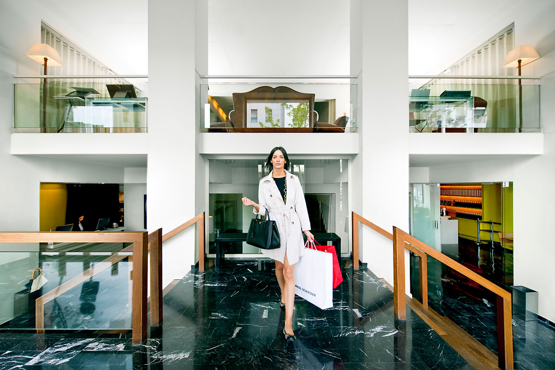 Irresistible Oferta de San Valentin en el Hotel Miró de Bilbao