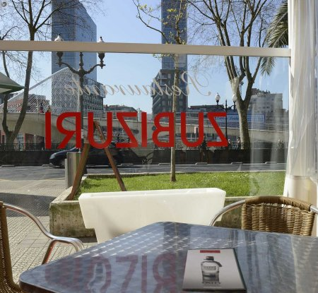 Restaurante ZubiZuri - Basque & Traditional Cuisine Bilbao