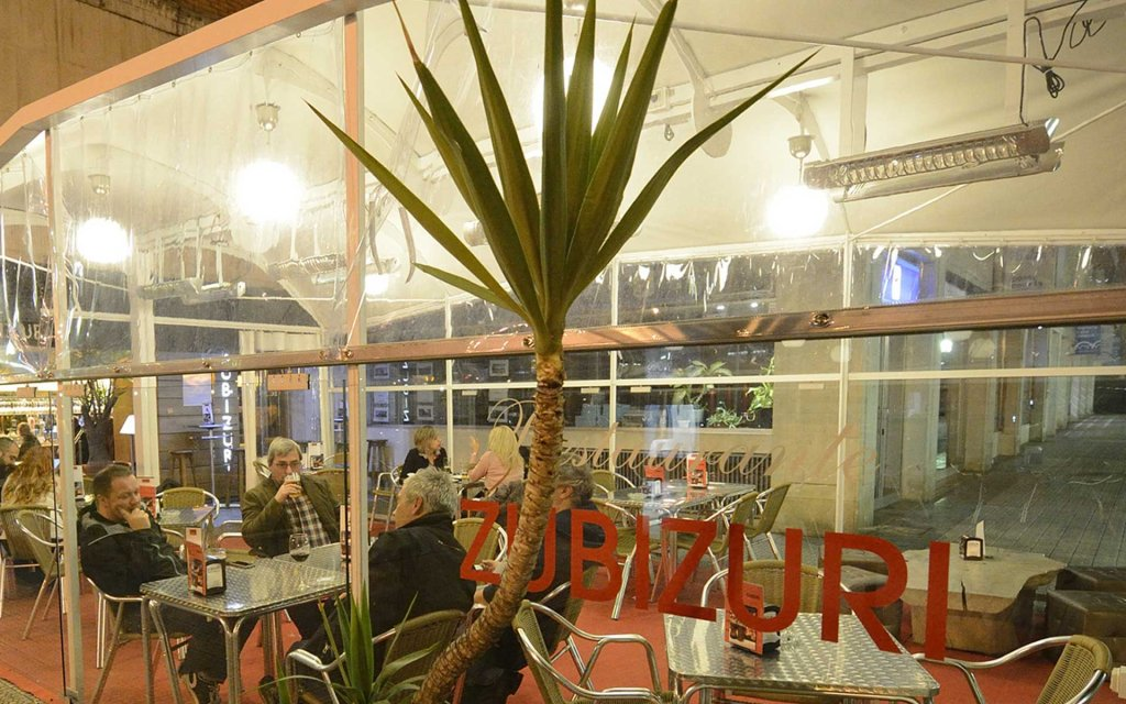 Zubizuri Restaurant - Bilbao