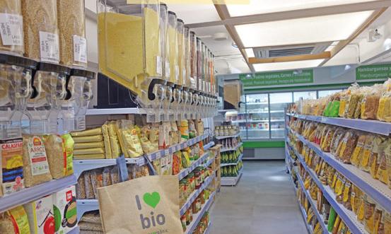 Ecorganic - Supermercado de alimentos biológicos Bilbao