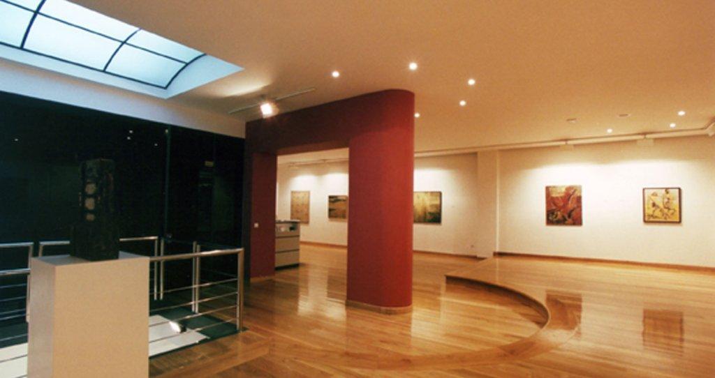 Lumbreras Gallery - Artistic project that encapsulates contemporary artists. Bilbao - Galeria Lumbreras