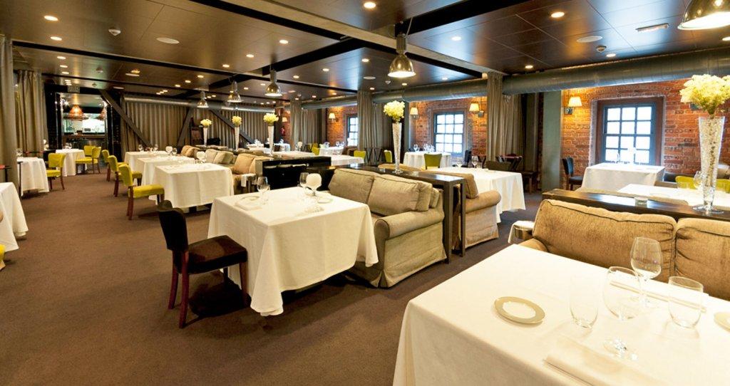 Yandiola Restaurant - Restaurant is a reference in the new Bilbao. - Restaurante Yandiola en Bilbao