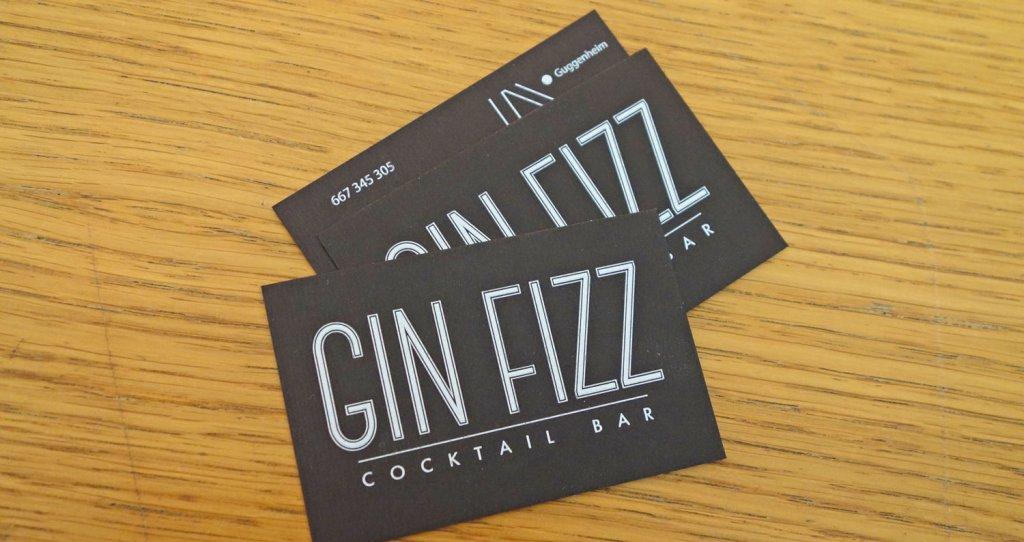 Ginn Fiz Bilbao - el auténtico cocktail bar de la ciudad