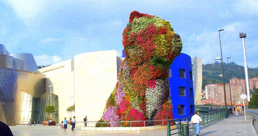 Museo Guggenheim Bilbao - Bilbao's modern art museum